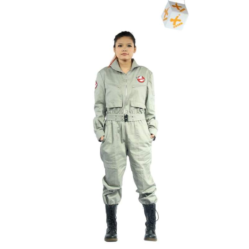 xcoser-de,Xcoser Ghostbusters Uniform Jumpsuit,Costumes