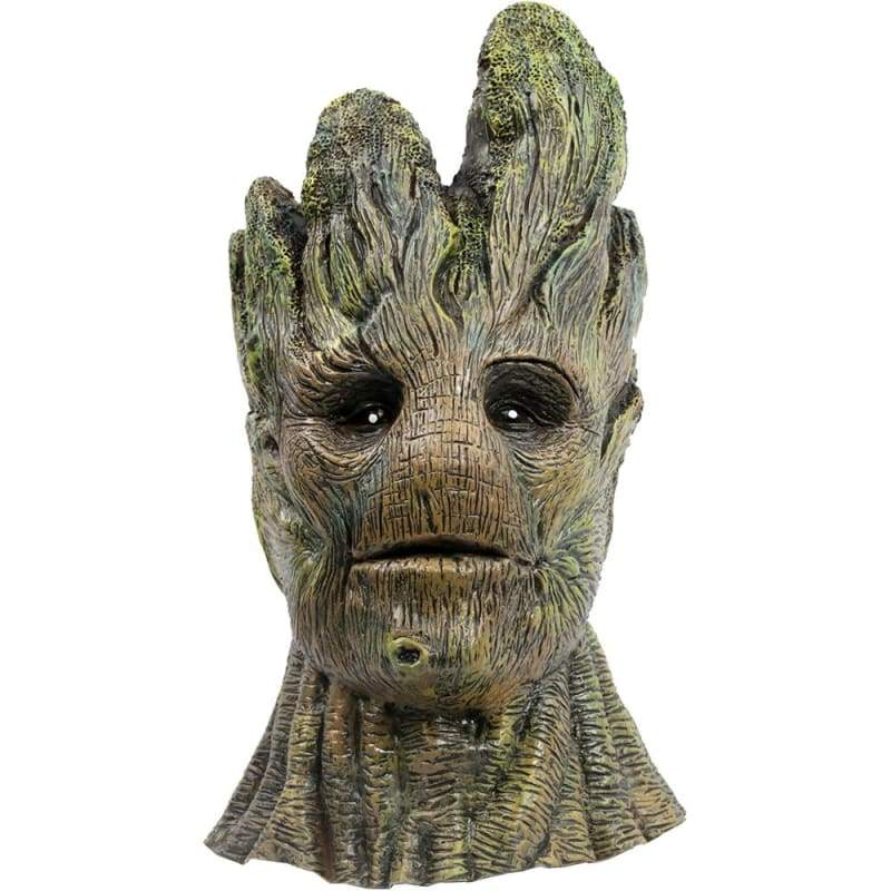 xcoser-de,Xcoser Guardians of the Galaxy Groot Cosplay Figure Tree Mask,Mask
