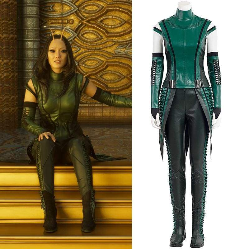 Xcoser Guardians of the Galaxy Vol. 2 Mantis Cosplay Costume