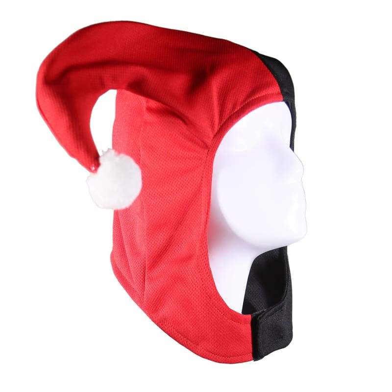 xcoser-de - Xcoser Harley Quinn Classic Headwear Cosplay Accessories(Only For the United States) - Mask - Xcoser Costume