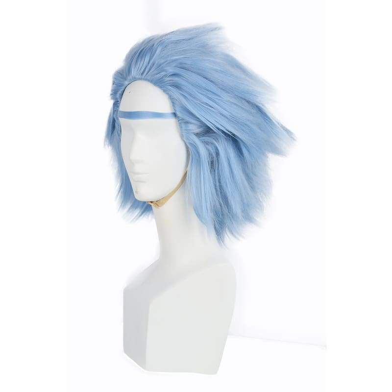 xcoser-de,Xcoser Hot Anime Rick and Morty Rick Cosplay Wig Layered Fluffy High Temperature Silk Short Hair For Men,Wigs