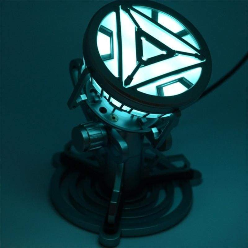 xcoser-de,XCOSER  Iron Man 2 Iron Man Arc Reactor Model(With LED),Props