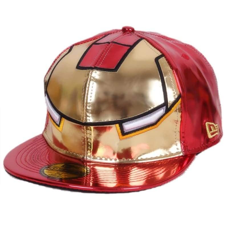 xcoser-de,Xcoser Iron Man Snapback Street Style Hiphop Hat Cool Baseball Hat,Hats
