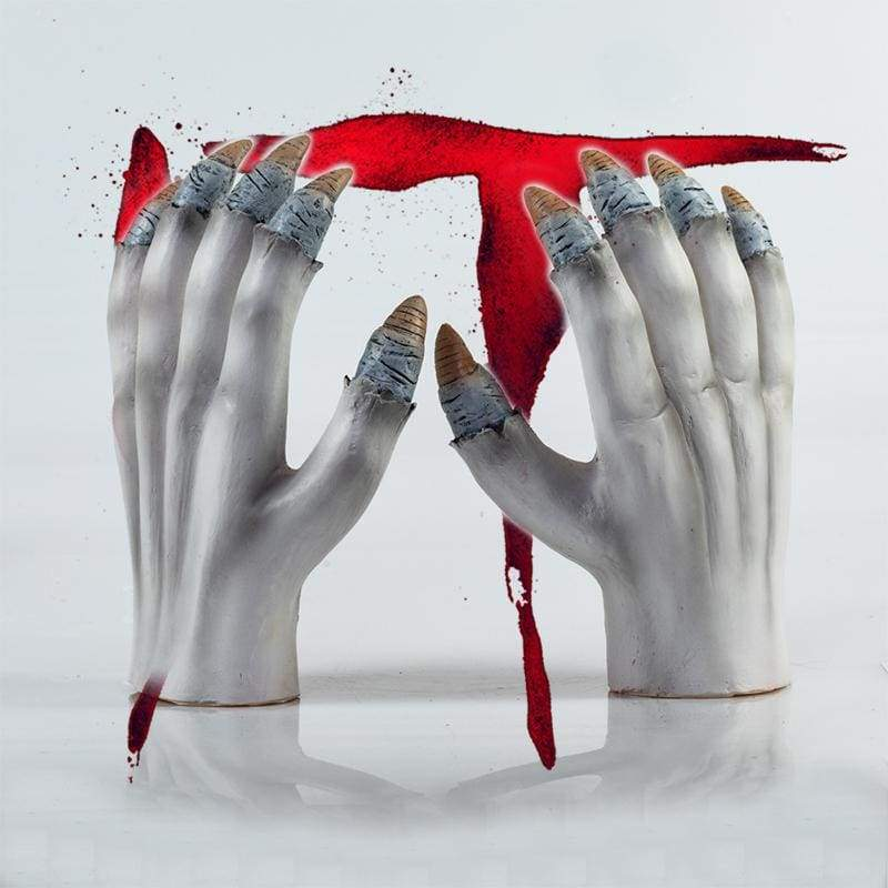 Xcoser IT Chapter Two 2019 Pennywise Cosplay Claw Gloves