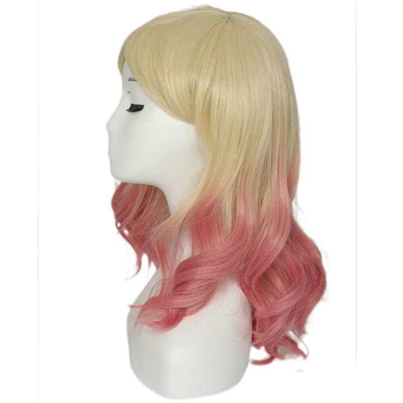 xcoser-de,XCOSER Marvel Rising: Secret Warriors Spider-Gwen Wig Cosplay Accessory,Wigs