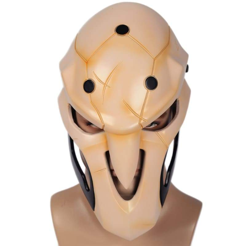 xcoser-de,Xcoser New Arrival Overwatch Reaper Mask with Cosplay Props Xcoser Logo,Mask