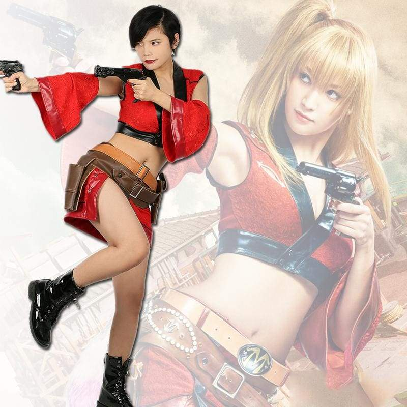 xcoser-de,Xcoser New Released Kijima Matako Costume Sexy Lady Outfits Movie Gintama Cosplay Costume,Costumes