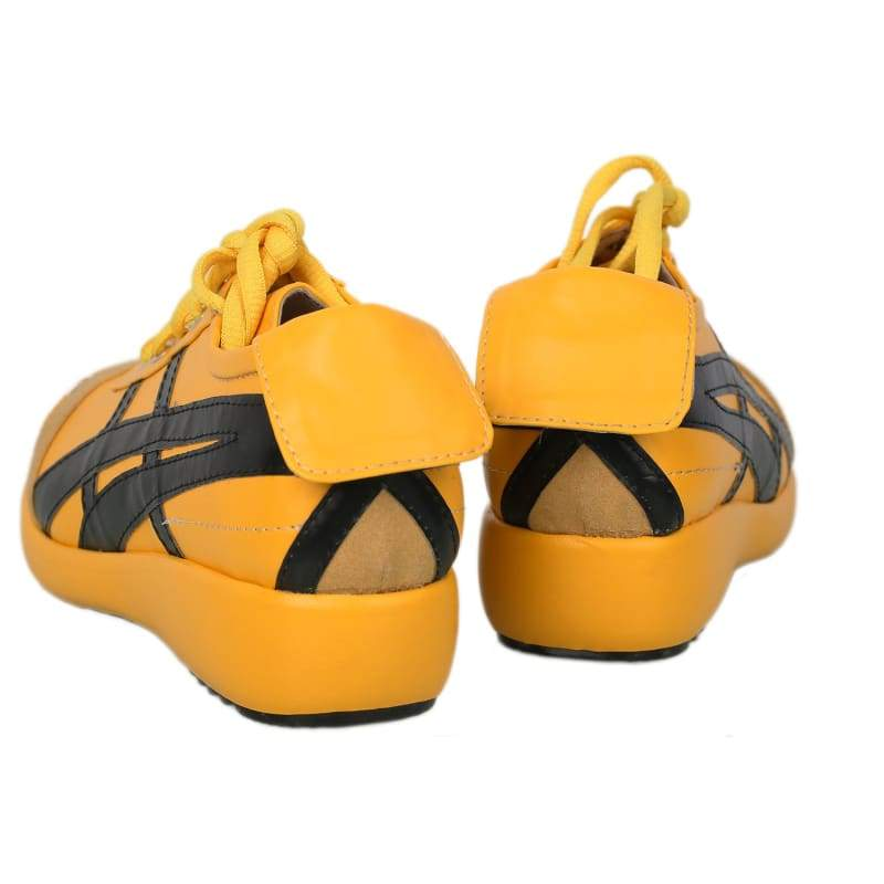 xcoser-de,Xcoser New Shoes Yellow Sneakers Kill Bill The Bride Cosplay Shoes Sale,Boots