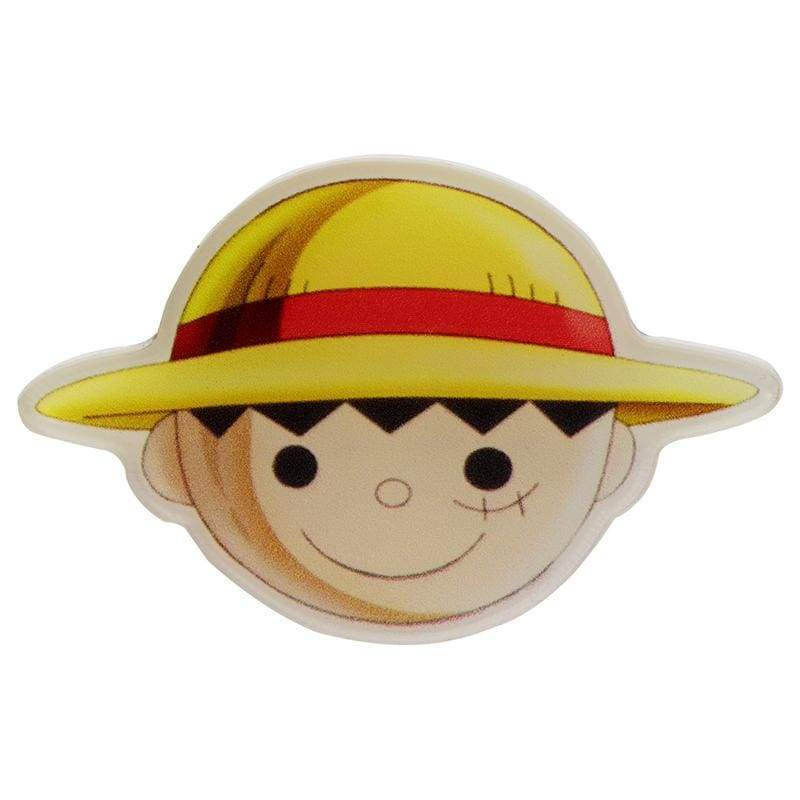 Xcoser One Piece Monkey D. Luffy Anime Breastpin