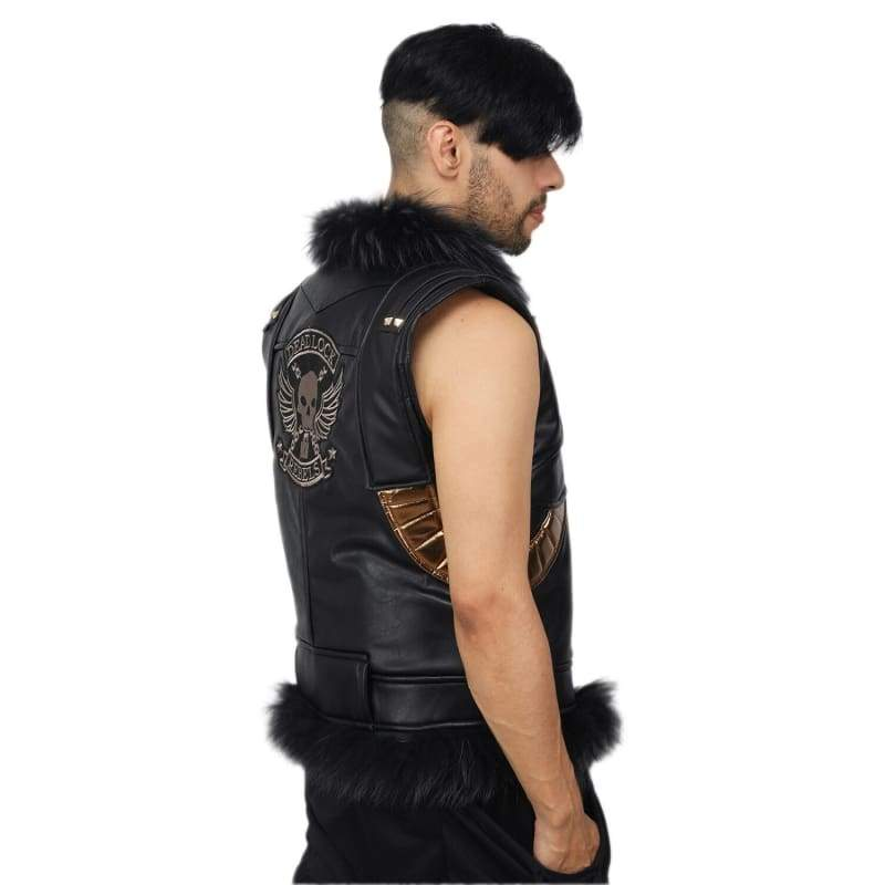 xcoser-de,XCOSER Over Watch B.O.B Black Jacket,Jackets