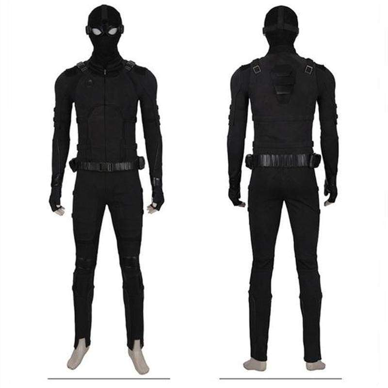 xcoser-de,XCOSER Spider-Man: Far From Home Spider man Sneak Suit Cosplay Costume,Costumes