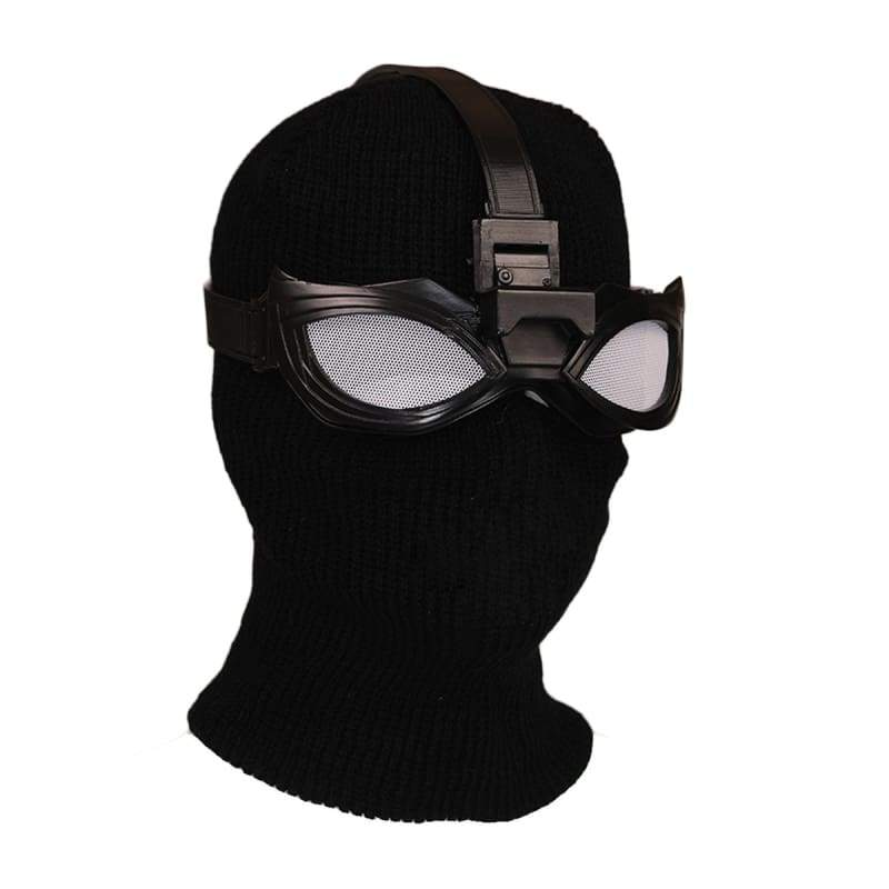xcoser-de,XCOSER Spider-Man: Far From Home Spider-Man Stealth Suit Mask Cosplay Prop,Mask