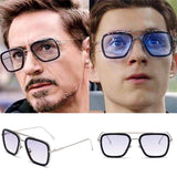 xcoser-de - Xcoser Spider-Man: Far From Home Spider-Man Tony Stark Sunglasses - Props