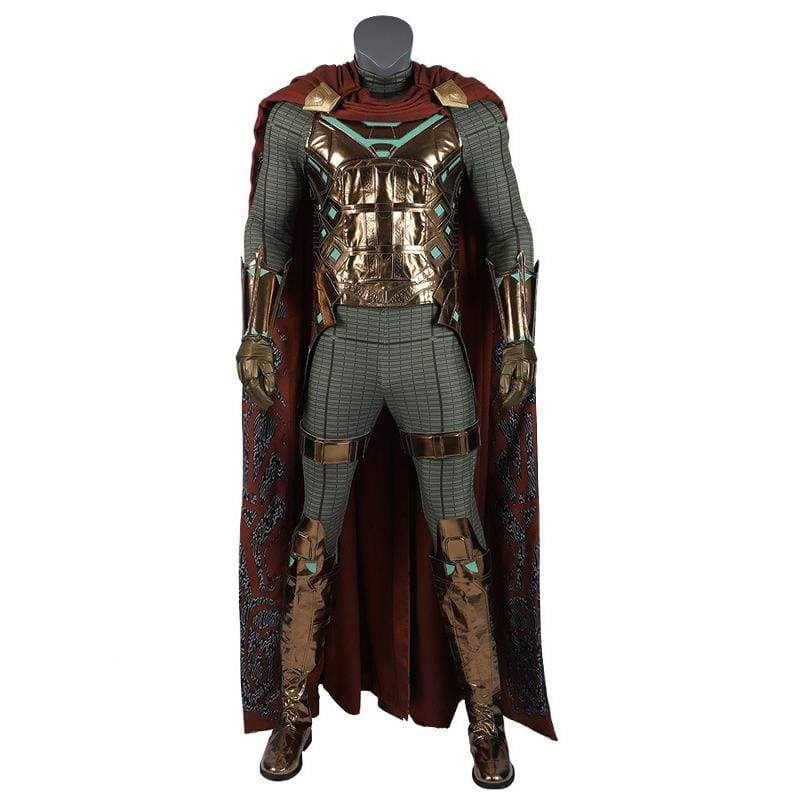 xcoser-de,Xcoser Spider-Man:Far From Home  Mysterio Cosplay Jumpsuit Costume,Costumes