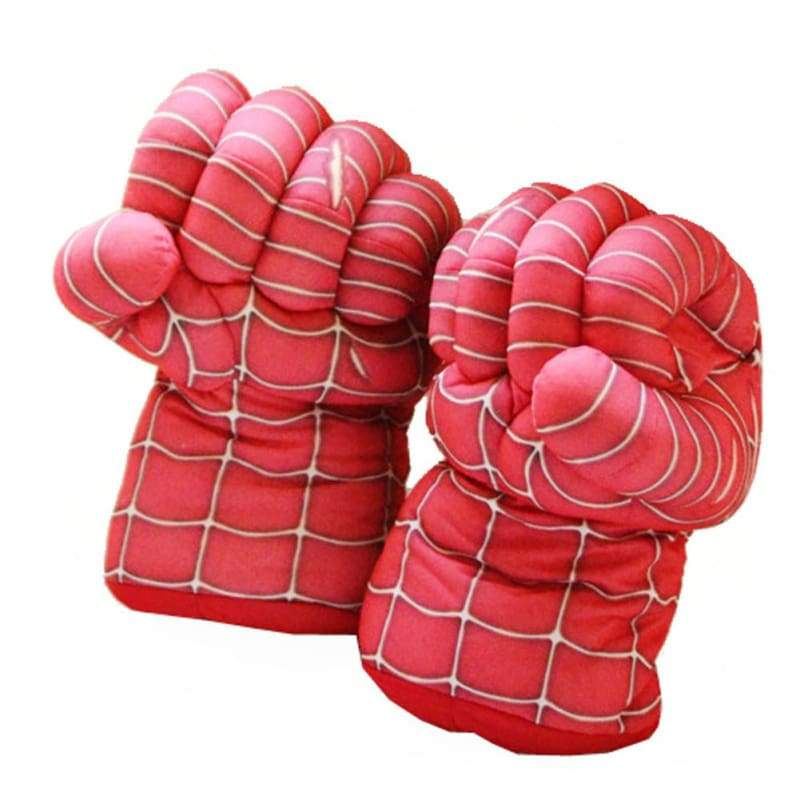 xcoser-de,Xcoser Spiderman Boxing Gloves Cosplay Props,Props