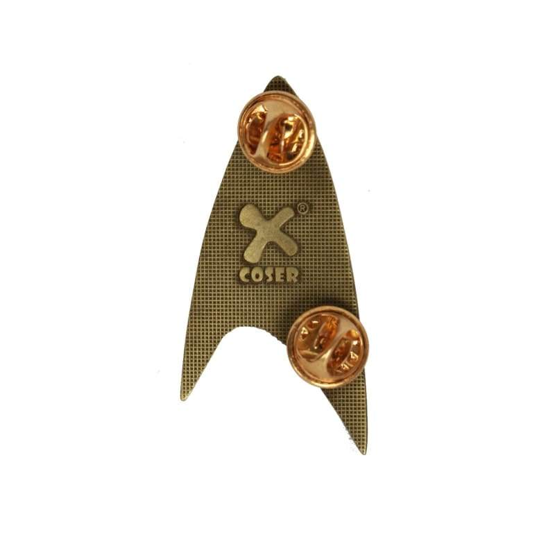 xcoser-de,Xcoser Star Trek: Discovery Movie Cosplay Michael Burnham Kirsite Badge Accessory,Props