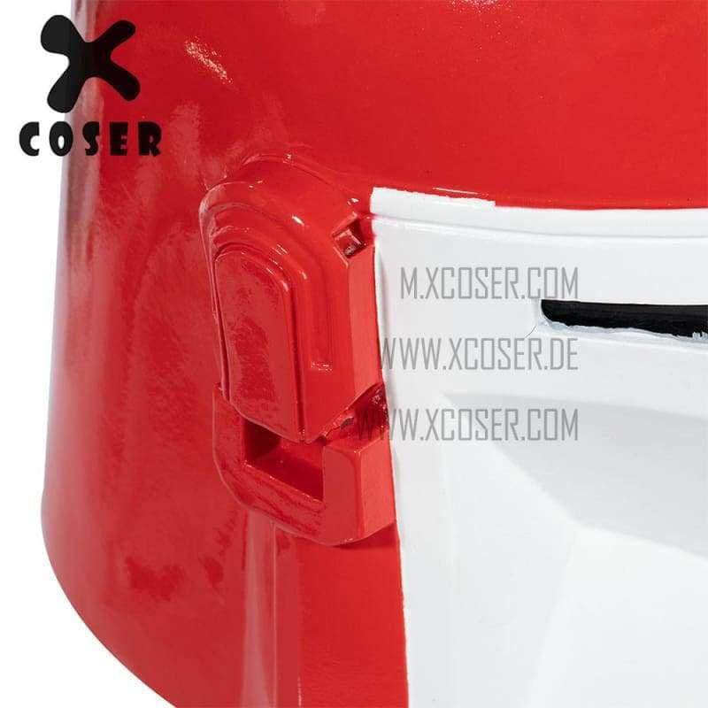 Xcoser Star Wars Mandalorian X Harley Quinn Original Design Cosplay Helmet Mix Color - 6