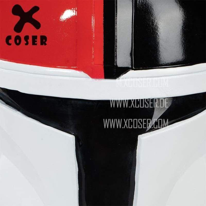 Xcoser Star Wars Mandalorian X Harley Quinn Original Design Cosplay Helmet Mix Color - 7