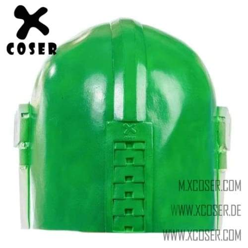 Xcoser Star Wars Mandalorian X Joker Original Design Cosplay Helmet Mix Color - 7
