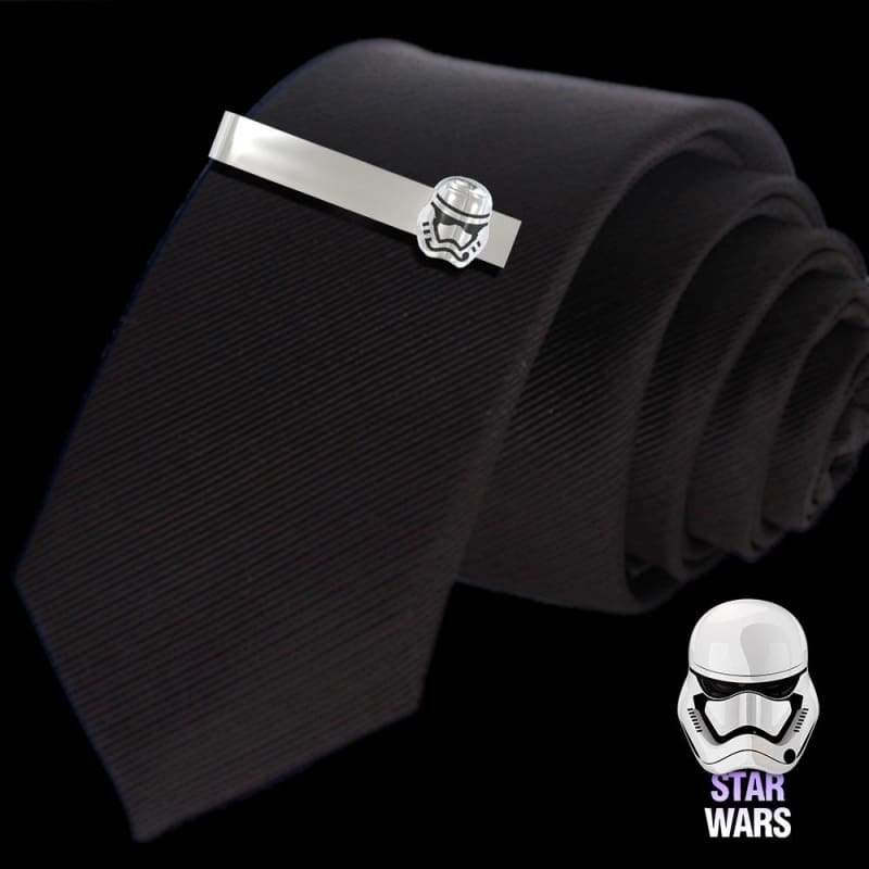xcoser-de,Xcoser ® Scout Troopers - Derivative Necktie Pin 3D Zubehör Für Unisex,Jewelry