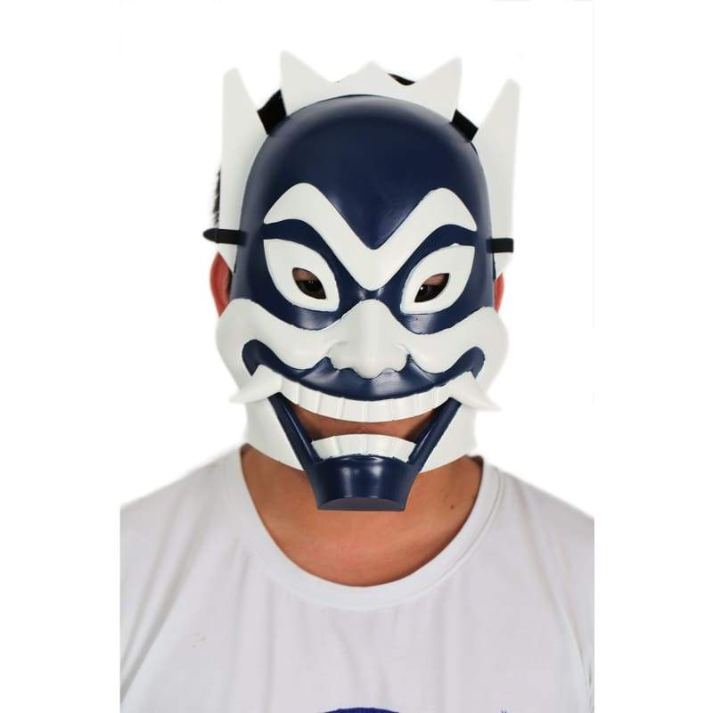 xcoser-de,Xcoser The Avatar: The Last Airbender Zuko's Blue Spirit Mask Cosplay Mask in One Size,Mask
