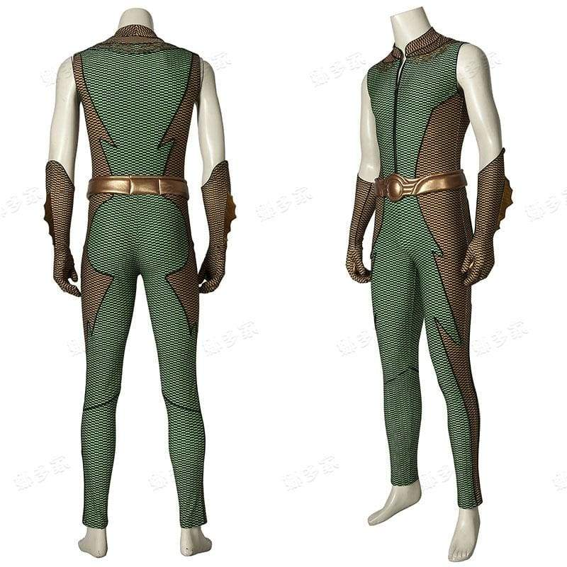 Xcoser The Boys Season 1 Deep Cosplay Costume 2019 - Costumes 4