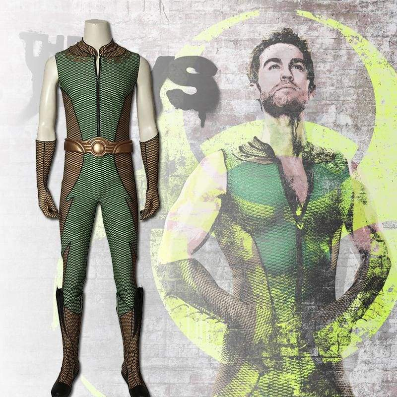 Xcoser The Boys Season 1 Deep Cosplay Costume 2019 - Costumes