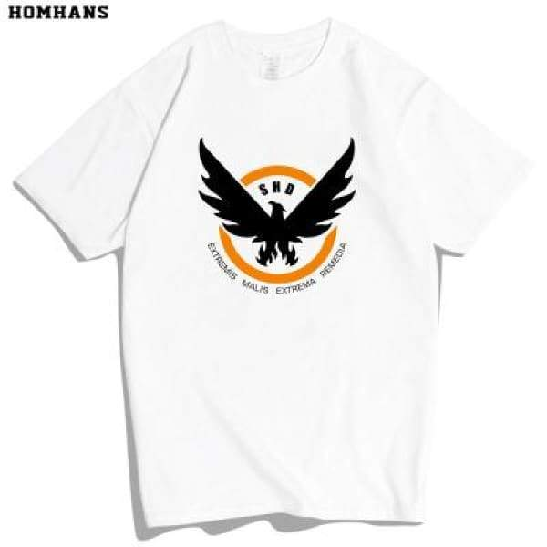 xcoser-de,Xcoser The Division 2 four color T-shirt,T-shirts