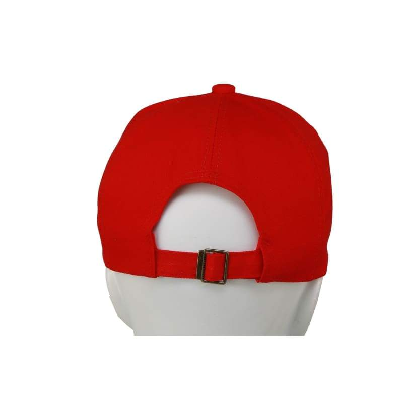 xcoser-de,XCOSER The King of Fighters Terry Bogard Derivative Red & White Hat Cosplay Accessory,Hats