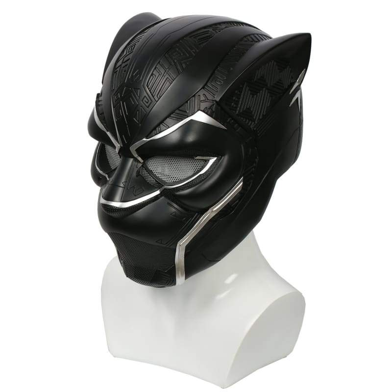xcoser-de,Xcoser The New-arriving Movie Black Panther Cosplay Black Panther Fullhead Helmet Mask,Helmet