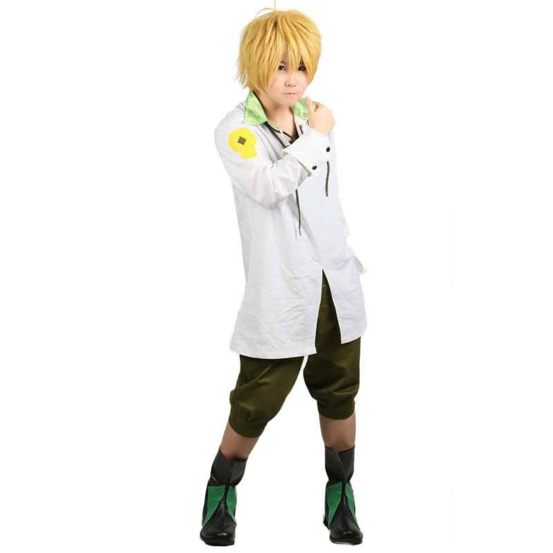 Anime The Seven Deadly Sins Meliodas Dress Party Whole Set Cosplay Costume