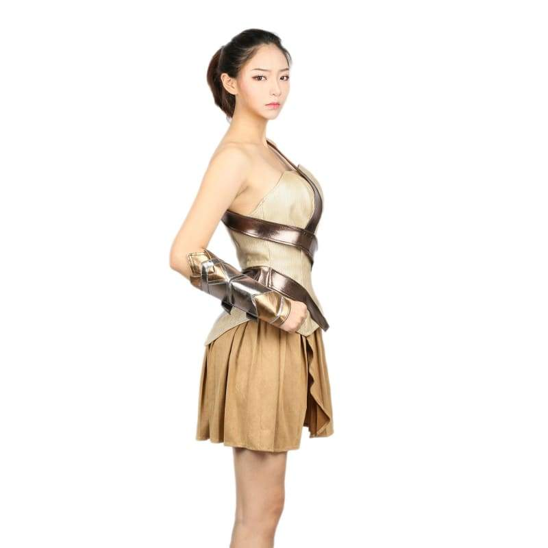 xcoser-de,Xcoser The Wonder Woman Cosplay Costume,Costumes