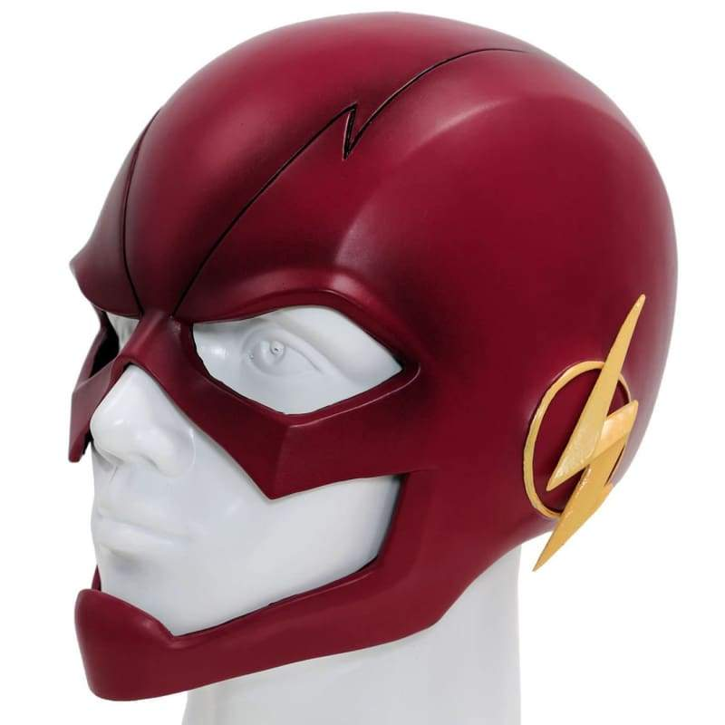 xcoser-de - Xcoser TV Version The Flash Full Head Cosplay Mask(Only For the United States) - Helmet - Xcoser Shop
