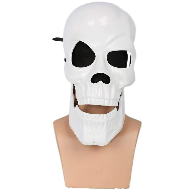 xcoser-de,Xcoser Undertale Papyrus Cosplay Mask Deluxe Resin Skull Mask for Party or Cosplay,Mask
