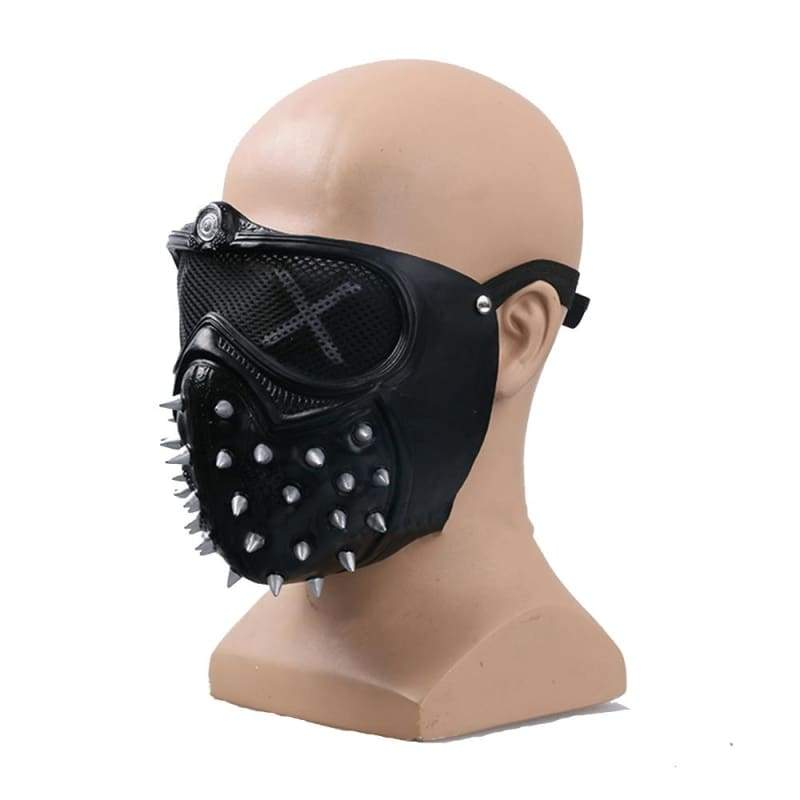 xcoser-de,XCOSER Watch Dogs 2 Wrench Cosplay Mask,Mask
