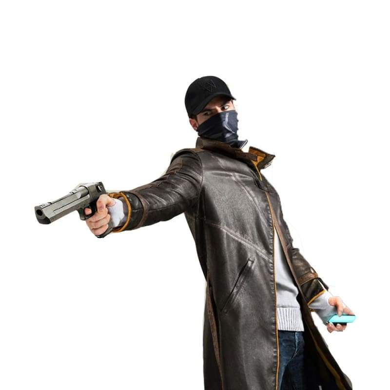 xcoser-de,Xcoser Watch Dogs Aiden Pearce Cosplay Costume,Costumes