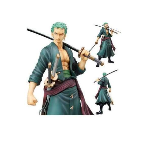 xcoser-de,Zoro Figure One Piece Cosplay Roronoa Zoro 2 Years Later,Costumes
