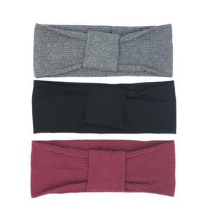 Ribbed Original Single Strip Headband