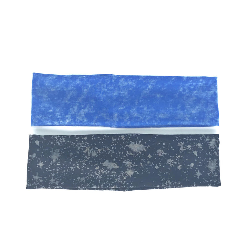 Splatter Paint Flat Headband