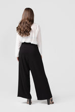Crepe Culottes Long