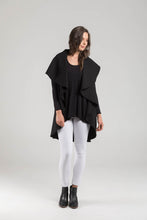 Black Drape Cape