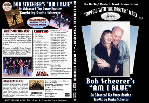 "Bob Scheerer's ""Am I Blue"""