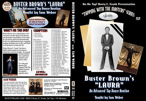 "Buster Brown's ""Laura"" - Instructional Video"