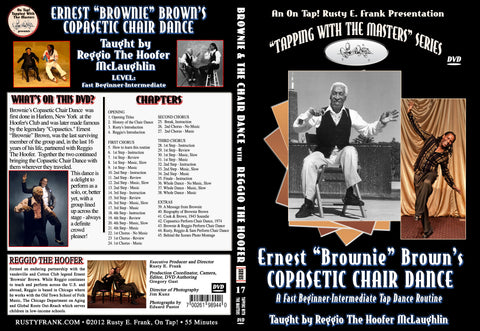 "Ernest ""Brownie"" Brown's Copasetic Chair Dance"
