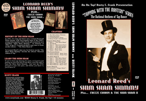 Leonard Reed's Shim Sham Shimmy - Tap Level: Beginner+