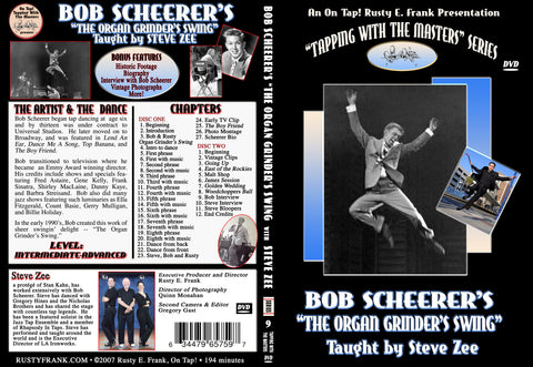 "Bob Scheerer's ""The Organ Grinder's Swing"""
