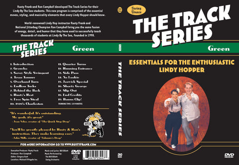 Track Series 6-DVD Set   Essentials for the Enthusiastic Lindy Hopper
