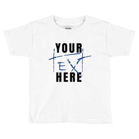 Create Your Own Kids Short Sleeve T-Shirt