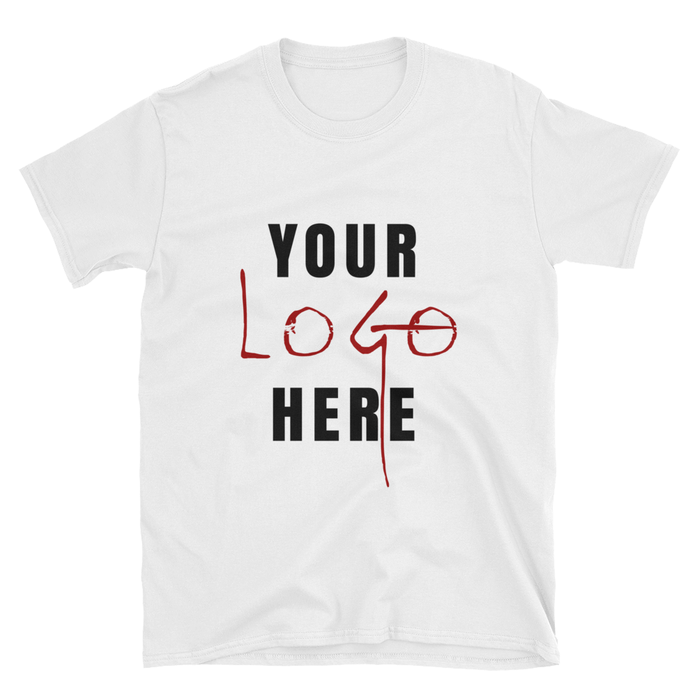 Custom Logo Designed Personalized Men T-Shirt