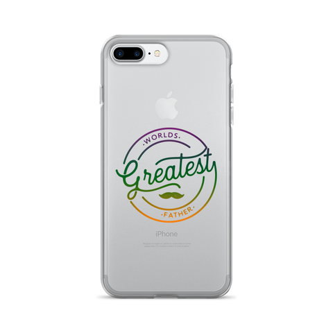 World's Greatest Father iPhone 7/7 Plus Case